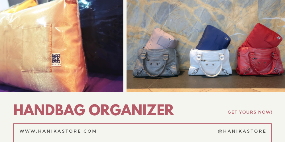 Bag Organizer As The Solution In Sustaining The Quality Of Your Handbag